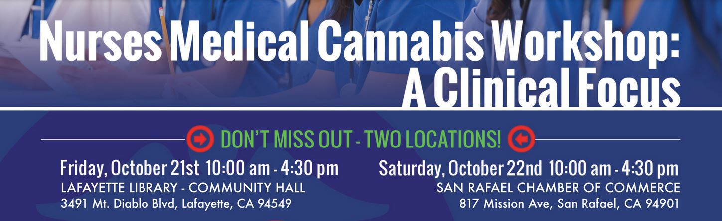 Nurses Medical Cannabis Workshop: A Clinical Focus