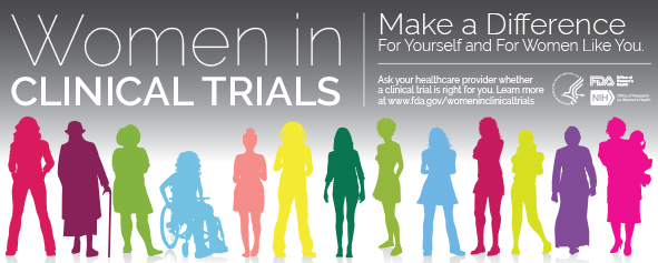 Women in Clinical Trials Campaign (DWCT)