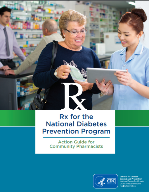 National Diabetes Prevention Program Graphic