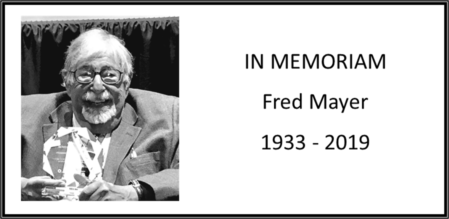 Fred In Memoriam